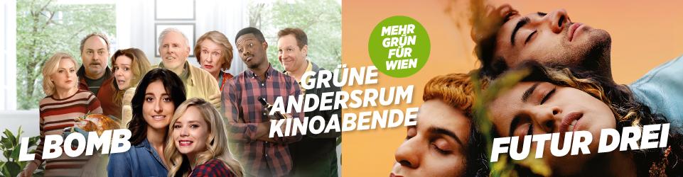 Grüne Andersrum Ticket Bestellung